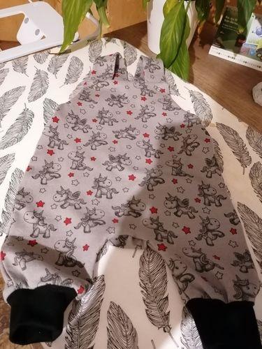 Makerist - Latzhose Baby 😍 - Nähprojekte - 1