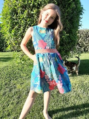 Makerist - robe fiona cactofil - Créations de couture - 1