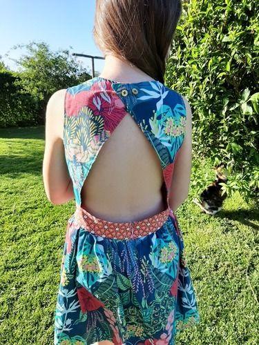 Makerist - robe fiona cactofil - Créations de couture - 2