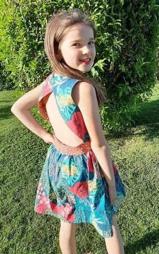 Makerist - robe fiona cactofil - Créations de couture - 3