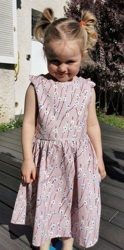 Makerist - Robe Thalis taille 6 ans  - Créations de couture - 2
