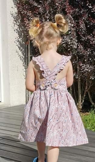 Makerist - Robe Thalis taille 6 ans  - 1