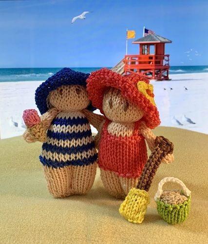 Makerist - Three Fun Toys  - Knitting Showcase - 1