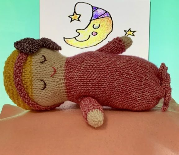 Makerist - Three Fun Toys  - Knitting Showcase - 3