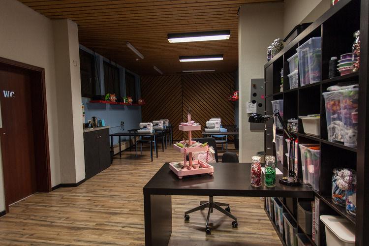 Makerist - Mein Nähreich...da hat kreativität großen Raum - Werkzimmer - 1