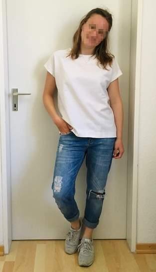 Bluse 'Miss Kopenhagen'