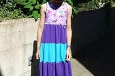 Makerist - Stufenkleid aus Jersey - 1