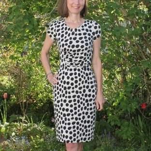 Ein richtig toller Kleiderschnitt für Frauen