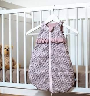Makerist - Baby-Schlafsack nähen - 1