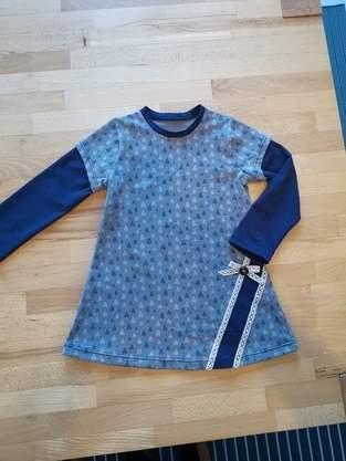 Makerist - Tunikakleid für die Nichte - 1