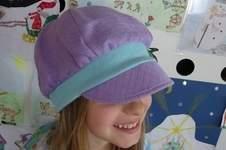 Makerist - Mütze aus Mousselin - 1