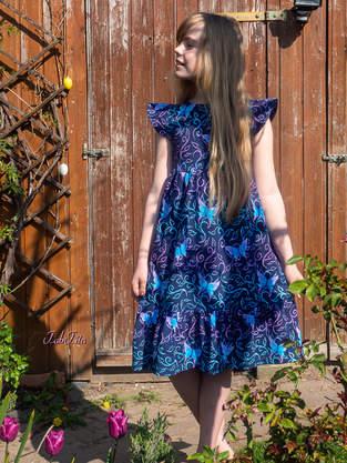 Makerist - Girls Partydress - 1