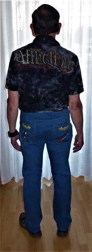 Makerist - für mich eine Jeans  - Nähprojekte - 3