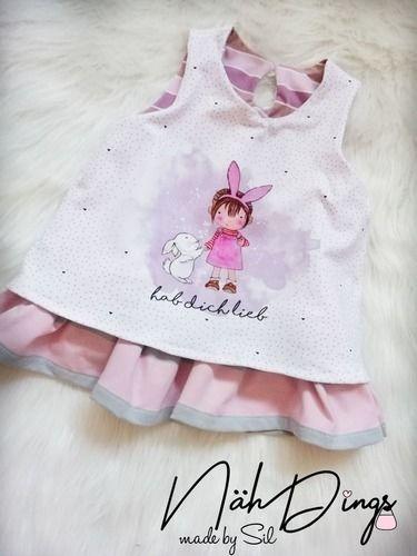 Makerist - Sommerkleid MabelKids für die Enkelin - Nähprojekte - 1