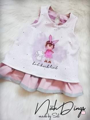 Makerist - Sommerkleid MabelKids für die Enkelin - 1