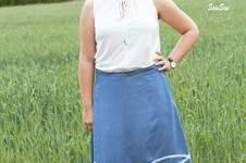 Makerist - Becky aus Jeans Chambray - 1