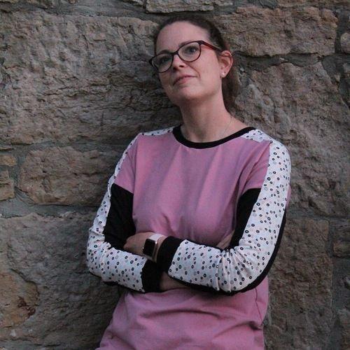 Makerist - Sweatshirt aus JerseyStoff  - Nähprojekte - 1
