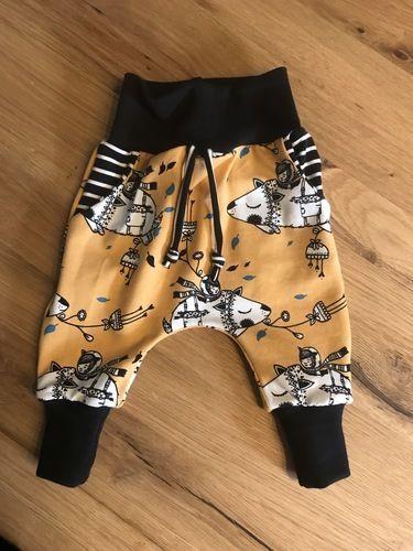 Makerist - Baby Baggy Pants aus Jeresey - Nähprojekte - 1