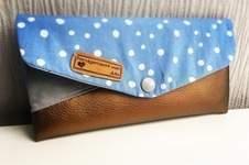 Makerist - Smartphone-Tasche mit Druckknopf  - 1