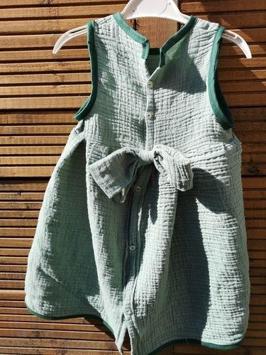 Makerist - Robe été 18 mois - Créations de couture - 2