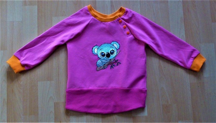 Makerist - ich habe für meine Enkelkinder (Zwilinge) Sweatshirt genäht - Nähprojekte - 3