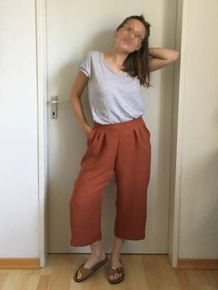 Makerist - Culotte 'Lotte' - 1