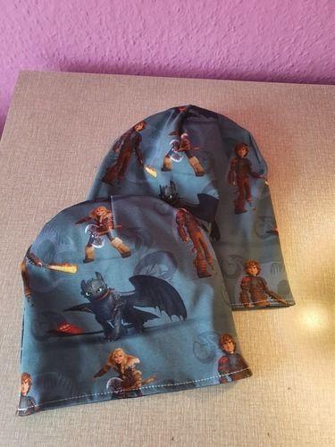 Makerist - T-shirt mit passender Mütze - Nähprojekte - 3