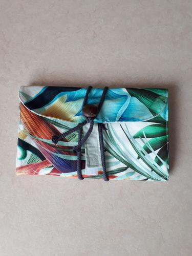 Makerist - Hanging 3 Kulturtasche aus beschichteter Baumwolle  - Nähprojekte - 1