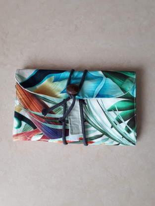 Makerist - Hanging 3 Kulturtasche aus beschichteter Baumwolle  - 1