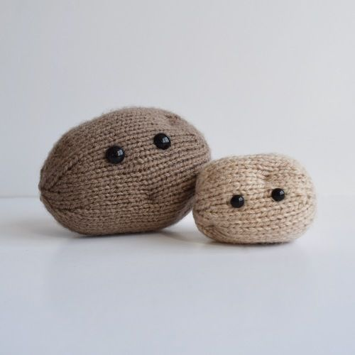Makerist - Potatoes - Knitting Showcase - 1
