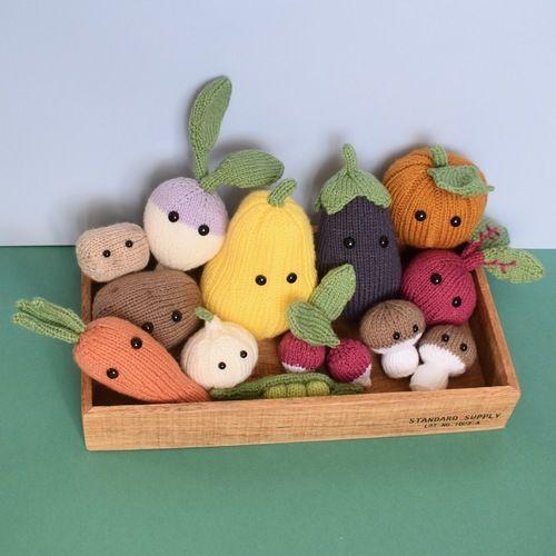Makerist - Potatoes - Knitting Showcase - 2