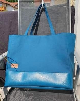 Makerist - Riesige Strandtasche - 1