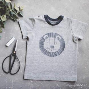 Makerist - Shirt mit Löwe - 1