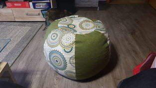 Makerist - MAROCCO POUF - 1
