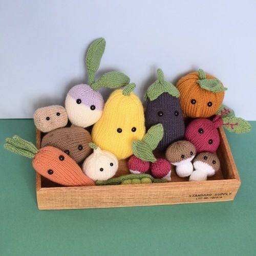 Makerist - Carrot - Knitting Showcase - 2