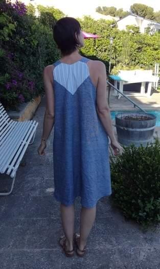 Petite robe Céleste, I AM.