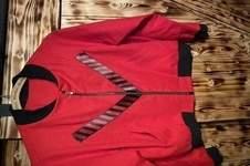 Makerist - Blouson aus roten Leinen  - 1