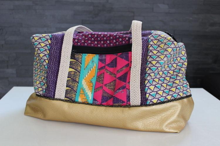 Makerist - Mon sac Georges de Viny DIY - Créations de couture - 1