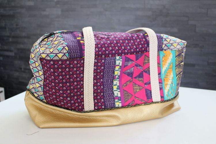Makerist - Mon sac Georges de Viny DIY - Créations de couture - 2