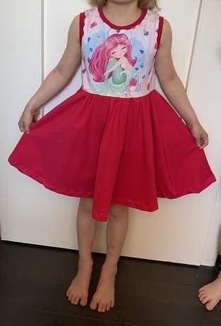 Makerist - Ballerinakleid Meerjungfrau Jersey  - 1