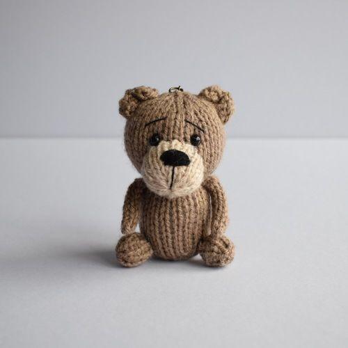 Makerist - Pocket Pals Animal Keyrings - Knitting Showcase - 3