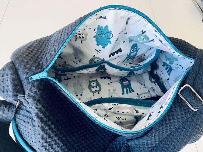 Makerist - Sac fripouille pour ma fripouille  - Créations de couture - 1