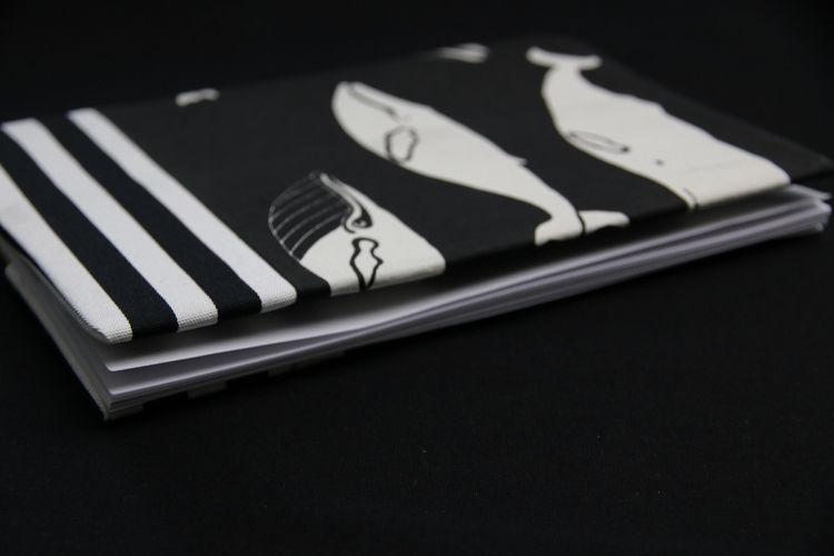 Makerist - U-Heft-Hülle mit nur einer sichtbaren Naht - Nähprojekte - 2