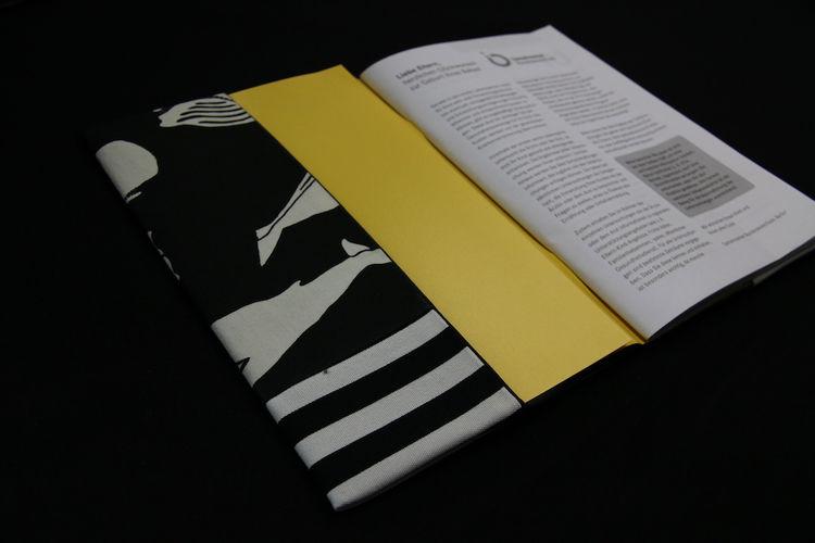 Makerist - U-Heft-Hülle mit nur einer sichtbaren Naht - Nähprojekte - 3