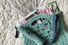 Makerist - The Tangier Tote Bag - 1