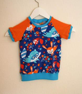 Makerist - Kinder-Shirt in Größe 92 - 1