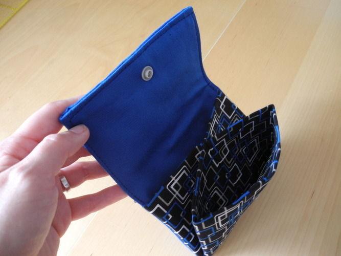 Makerist - Kleines Portemonnaie - Nähprojekte - 2