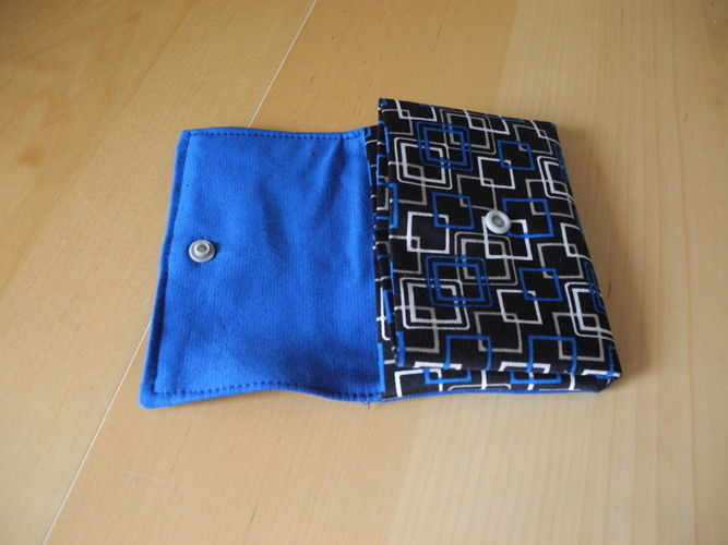 Makerist - Kleines Portemonnaie - Nähprojekte - 3