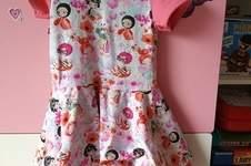 Makerist - Drehkleid aus Elfen  - 1