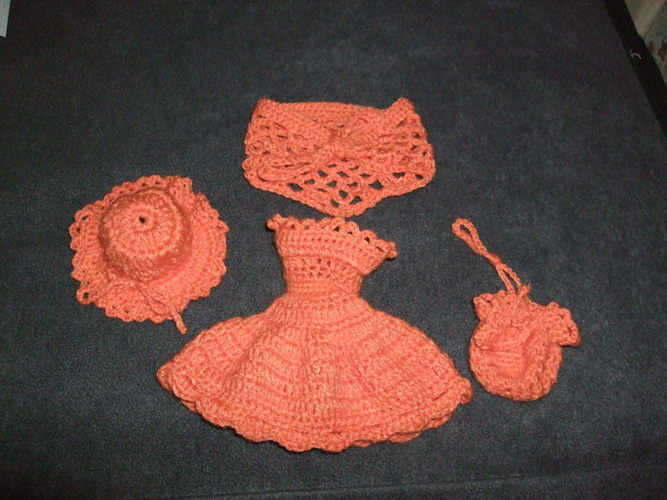 Makerist - barbiekleidung - Strickprojekte - 1